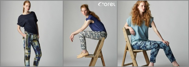 Corel Spring Summer 2015