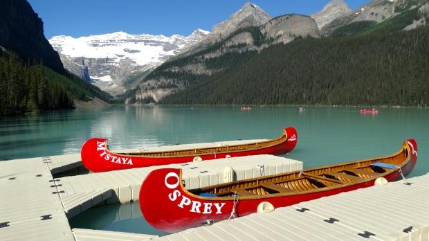 lake Louise Banff
