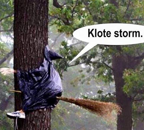 Klote storm