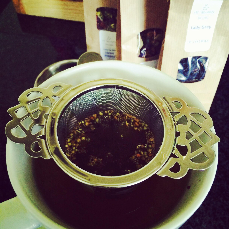 Heerlijke thee van Suez is elke keer weer een smaakbeleving.
