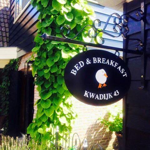 Bed & Breakfast dichtbij Amsterdam