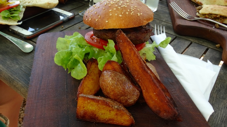 Burger La Paloma