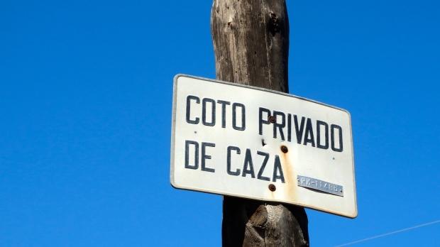 COTO PRIVADO DE CAZA