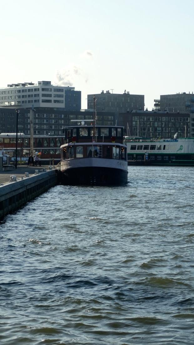 Steiger 14 MS de Jordaanboot