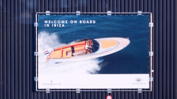 Welcome on board in Amsterdam...!