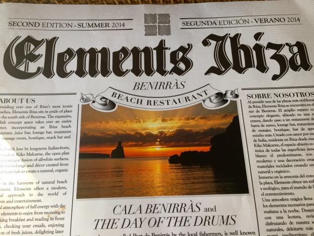 Elements | Ibiza