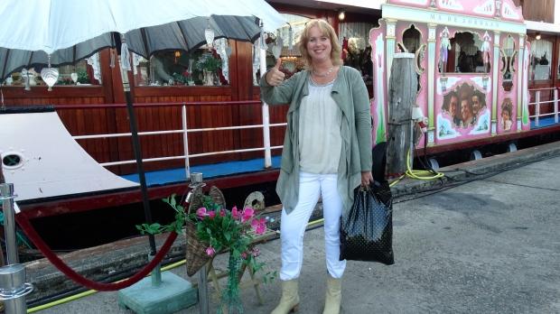 Super woman..Silvia is altijd zo dankbaar voor alle adviezen en runt zelf een schoonheidssalon Mooi Amsterdam.