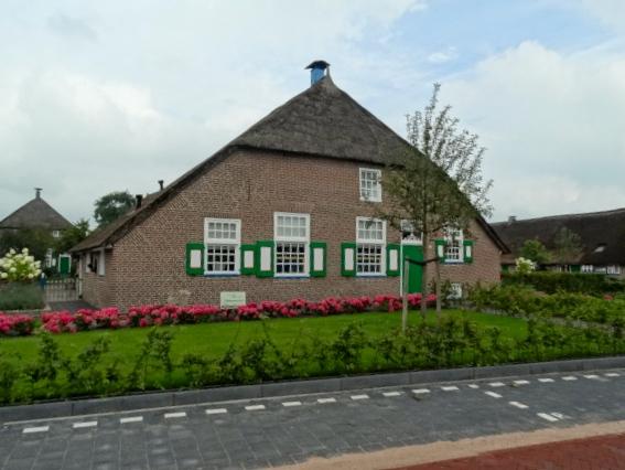 Een authentieke boerderij in Staphorst
