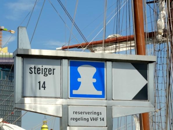 Steiger 14  De Opstapplaats van Ms De Jordaanboot voor al uw feesten & partijen