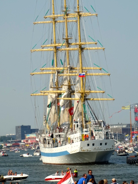Indrukwekkende Tall Ships