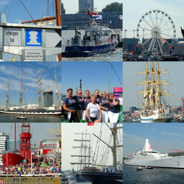 Sail 2015 Ms de jordaanboot
