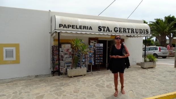 Even een krantje shoppen bij Papeleria