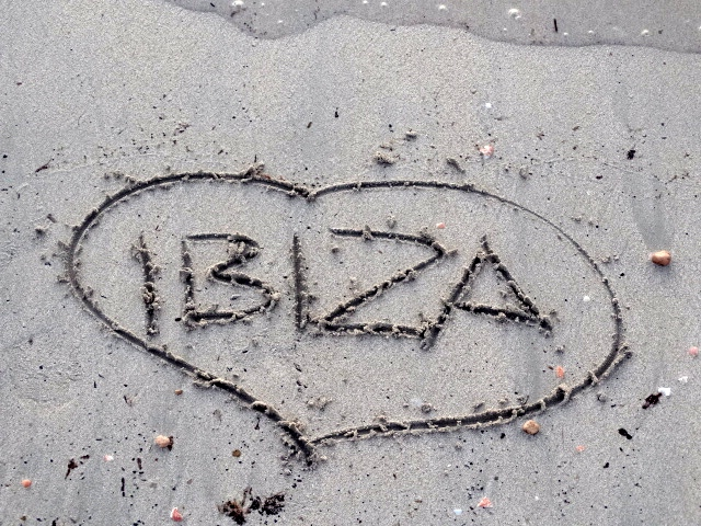 Ibiza. The place to be. She is online