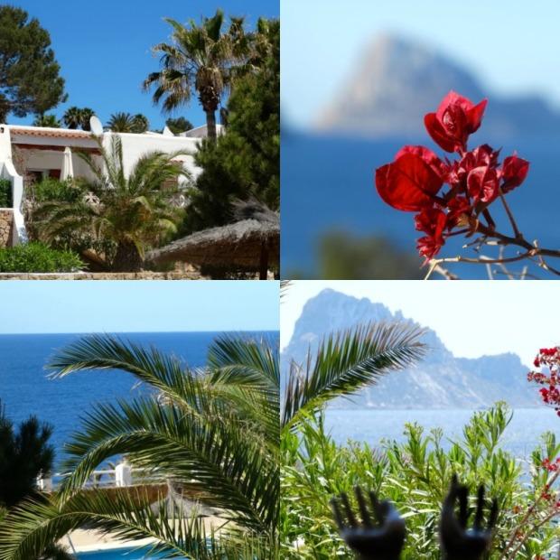 Huis huren Ibiza Viste es Vedra