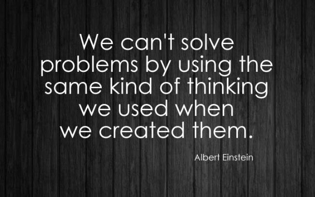 inspirational_quote_Albert_Einstein_problem_solving